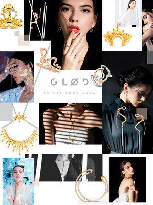 GLOD (glodjewelry.com) makes a dazzling debut with its designer jewelry collection