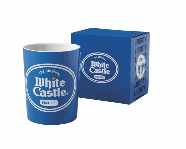 White Castle® Taps Fashion House TELFAR to Design Limited Edition 2018 Holiday Mugs