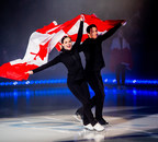 Tessa Virtue and Scott Moir during the Thank You Canada Tour, October 2018. Photo credit: Danielle Earl Photography (CNW Group/Tessa Virtue and Scott Moir)