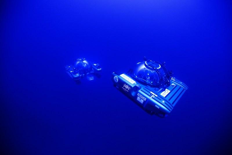 Deep ocean research exploration (CNW Group/Kensington Tours)