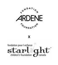 Ardene Foundation x Starlight Children's Foundation Canada (CNW Group/Starlight Children's Foundation Canada)