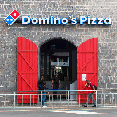 Domino's Pizza is continuing its global growth momentum with the opening of its first store in Port Louis, Mauritius.