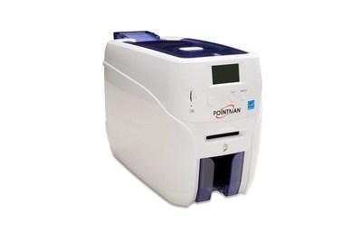 Pointman Nuvia N20 Card Printing Solution