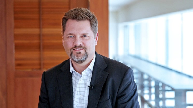WestJet announced the appointment of Arved von zur Muehlen to the position of Chief Commercial Officer. (CNW Group/WESTJET, an Alberta Partnership)