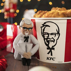 From Kentucky with love: Sanders' Little Helper brings holiday joy (and chicken) to Canadians