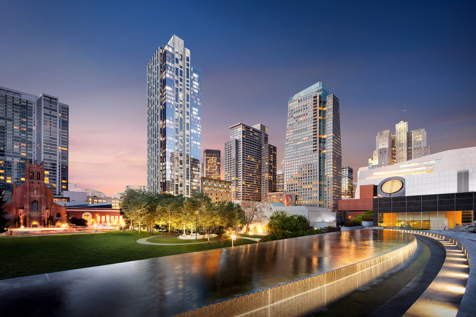 706 Mission Street Co LLC and Four Seasons to Introduce New Luxury Address in the Heart of San Francisco with Standalone Private Residences