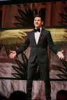 Entertainment personality Rick Campanelli hosts the 2018 Canadian Cannabis Awards in Toronto. (CNW Group/Lift & Co. Corp.)