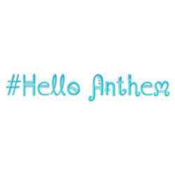 """Hello Anthem"" - Official logo"