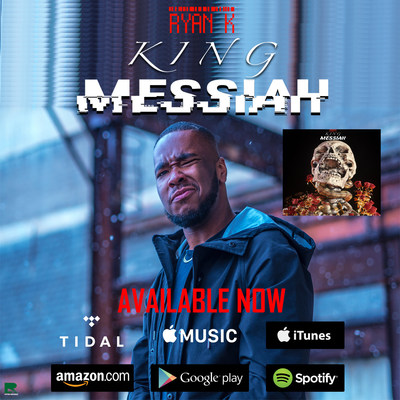 """""""King Messiah"""" - Official Cover Art"""