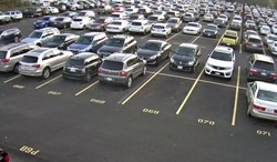 How To Avoid Parking Lot Accidents