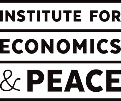Institute for Economics and Peace Logo (PRNewsfoto/IEP)