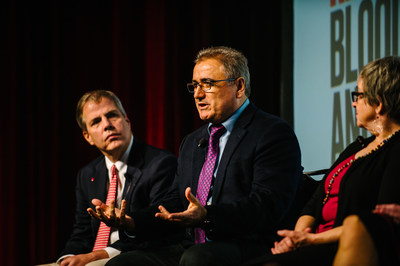 Erkut Bahceci, MD, vice president, medical sciences-hematology, Astellas Pharma at LLS Roundtable – Innovation in Research: Blood Cancers and Beyond.