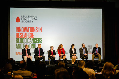 The Leukemia & Lymphoma Society convenes leading world experts at its third annual roundtable, Innovations in Research: Blood Cancers and Beyond, at American Society of Hematology 2018 Meeting & Exposition, San Diego, CA.