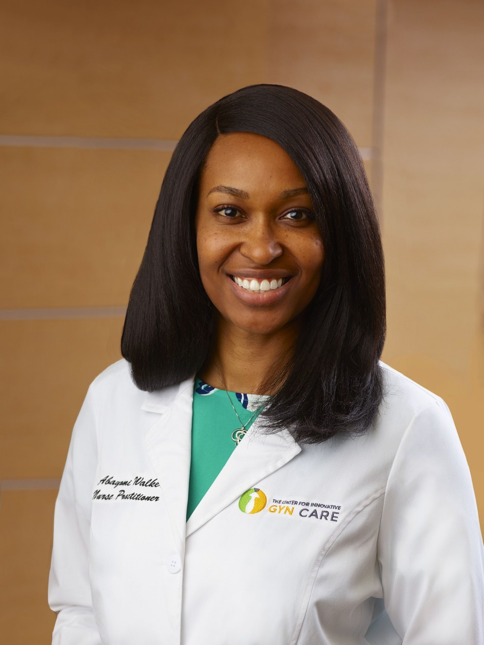 Abayomi Walker, MSN, WHNP-BC Joins The Center for Innovative GYN Care Medical Team