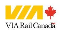 Logo: VIA Rail Canada Inc. (CNW Group/VIA Rail Canada Inc.)