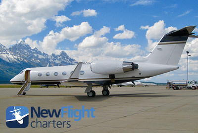 Private jet charter empty legs listing announced by New Flight Charters, over 200 empty legs available across the U.S.