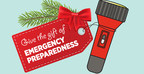 Check out torontohydro.com/beprepared for a full list of emergency preparedness kit items. (CNW Group/Toronto Hydro Corporation)