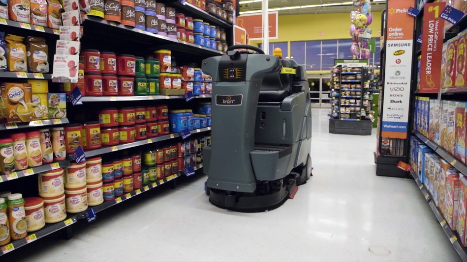 The Auto-C, powered by BrainOS, joins Walmarts technology ecosystem.