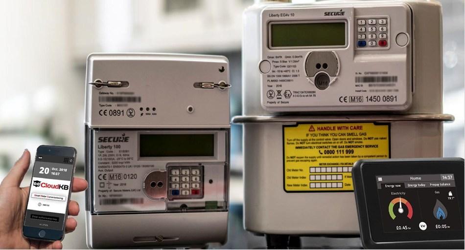 MATS - Meter Asset Tracking - www.CloudKB.co.uk (PRNewsfoto/Cloud KB)