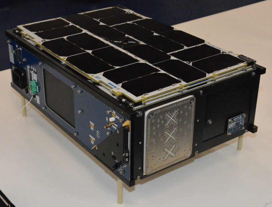 Tyvak Nano-Satellite Systems Inc.'s CICERO 6U Nanosatellite for GeoOptics