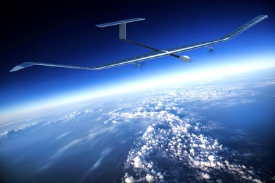 Amprius' Silicon Nanowire Lithium Ion Batteries Are Powering the Airbus Zephyr S HAPS Solar Aircraft