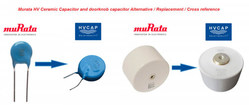 HVC Capacitor Launches New Custom Products To Replace Murata High Voltage Ceramic Capacitors