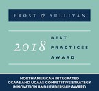 2018 North American Integrated CCaaS and UCaaS Competitive Strategy Innovation and Leadership Award
