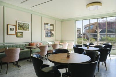 Madison Meeting Center Shared Lounge