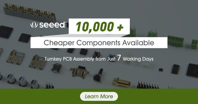 Seeed Introduces 10,000 New Parts for Enabling Faster and Cheaper