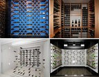 Custom Contemporary Modern Wine Cellars