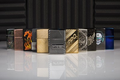 To celebrate the sonic signature and diverse sensory experience of the Zippo lighter, the brand has curated an ASMR lighter collection