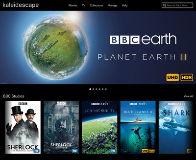 BBC's Best Documentaries and TV Series Are Coming to Kaleidescape with the Highest-Fidelity Versions Available for Home Viewing