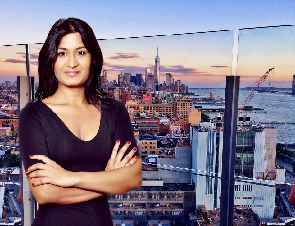 Yasmin Alam is the Founder and Managing Director of Eclipse Air Charter, an on-demand private aircraft charter company pioneering private aviation in North America. (CNW Group/Eclipse Air Charter)