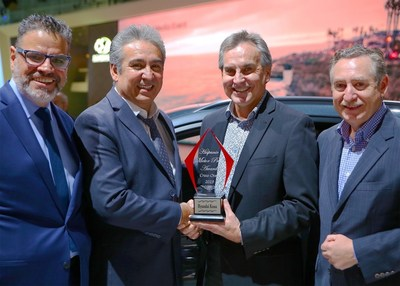 2019 Hyundai Kona Named Best Crossover for Hispanic Families