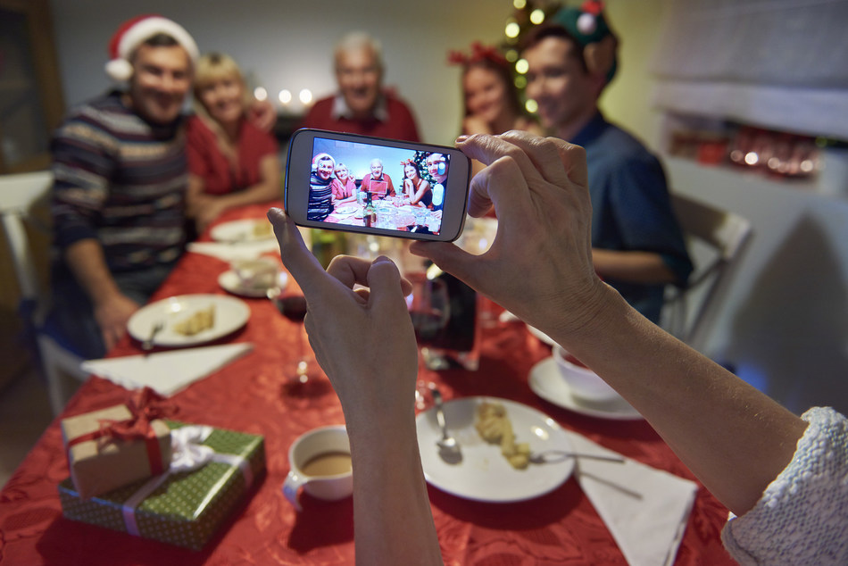 Two-Thirds of Americans Plan to Avoid Photos During the Holidays Because They Are Unhappy with Their Weight, New Survey Reveals