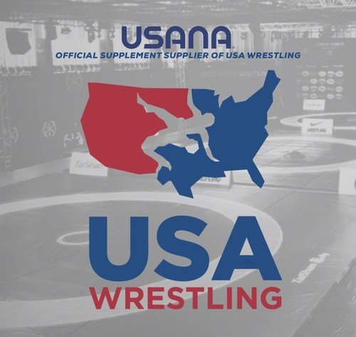 USANA is the Official Supplement Supplier of USA Wrestling