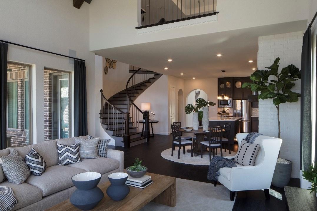 Current Home Design Trend: Taylor Morrison Spots Nine Design Trends For 2019