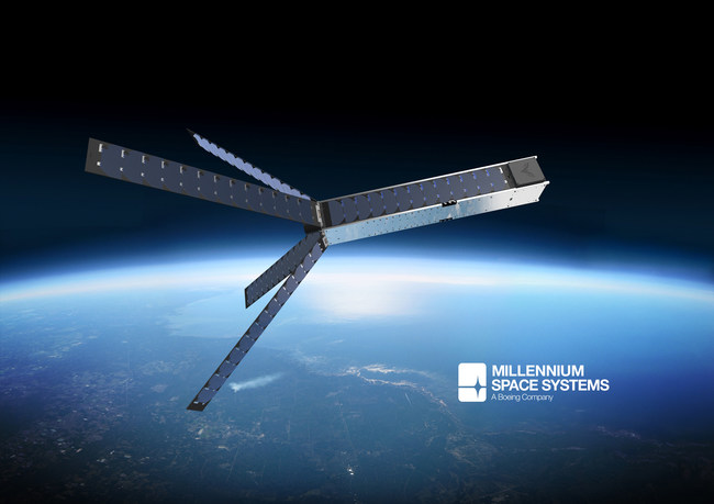 Millennium Space Systems Completes Successful ALTAIR™ Pathfinder Mission