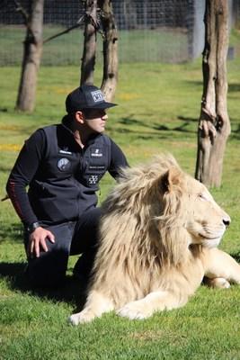 Eduardo Serio, founder of The Black Jaguar-White Tiger Foundation