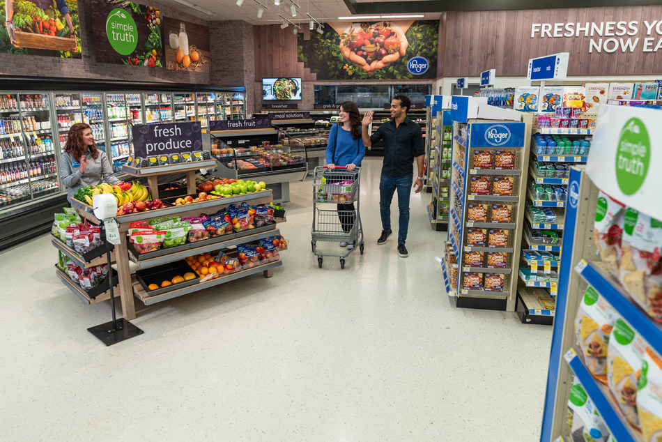 Kroger and Walgreens are expanding their exploratory pilot to introduce Kroger Express and Home Chef retail meal kits. The concept will offer 2,300 Our Brands and national products, including meat, dairy, grocery and meal kits.