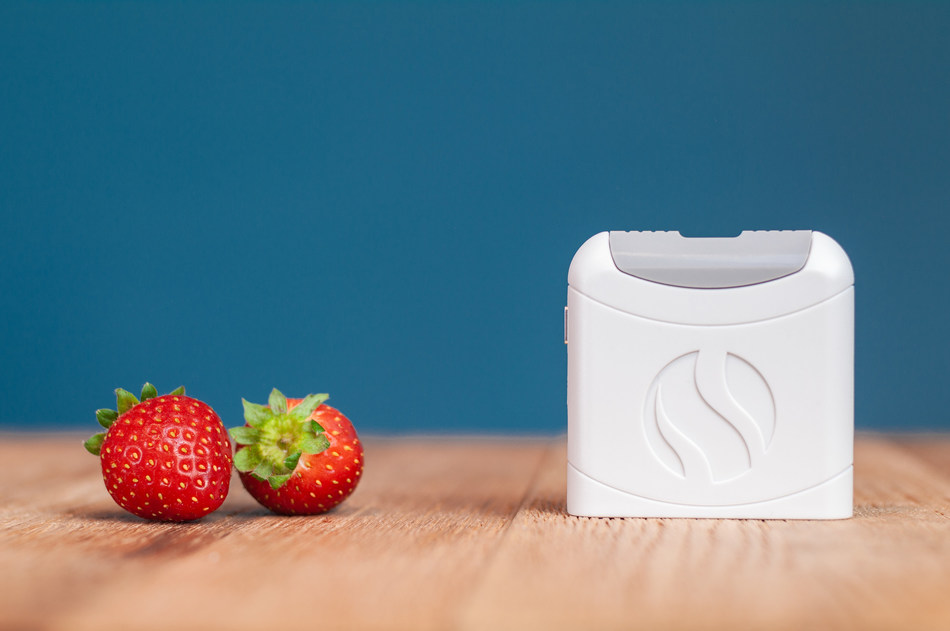 FoodMarble AIRE, the world's first personal digestive tracker, is now available to purchase on FoodMarble.com.