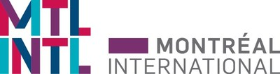 Logo: Montréal International (CNW Group/Montréal International)