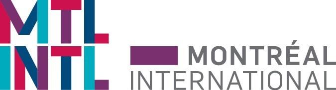 Logo: Montréal International (CNW Group/Montréal International)