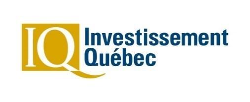 Logo: Investissement Québec (CNW Group/Montréal International)