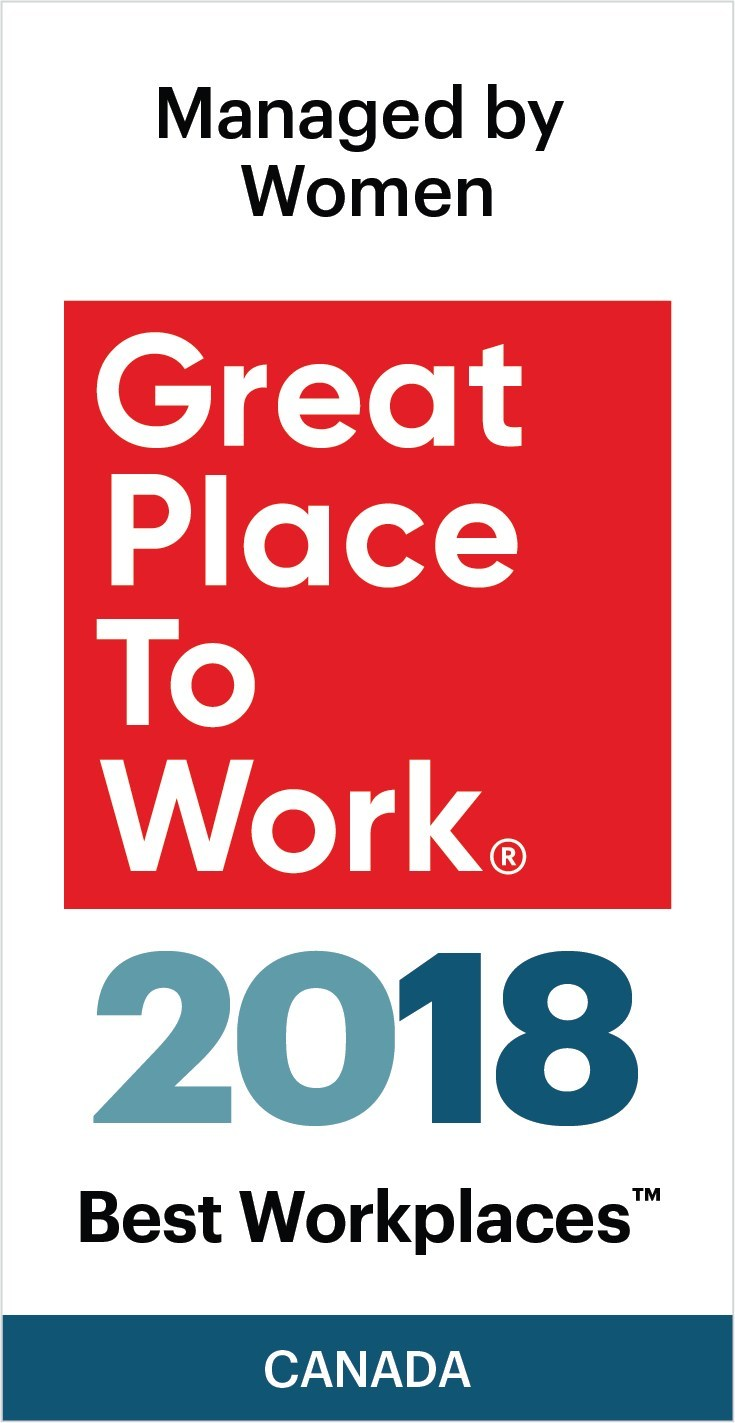 Great Place to Work (CNW Group/Proof Experiences Inc.)