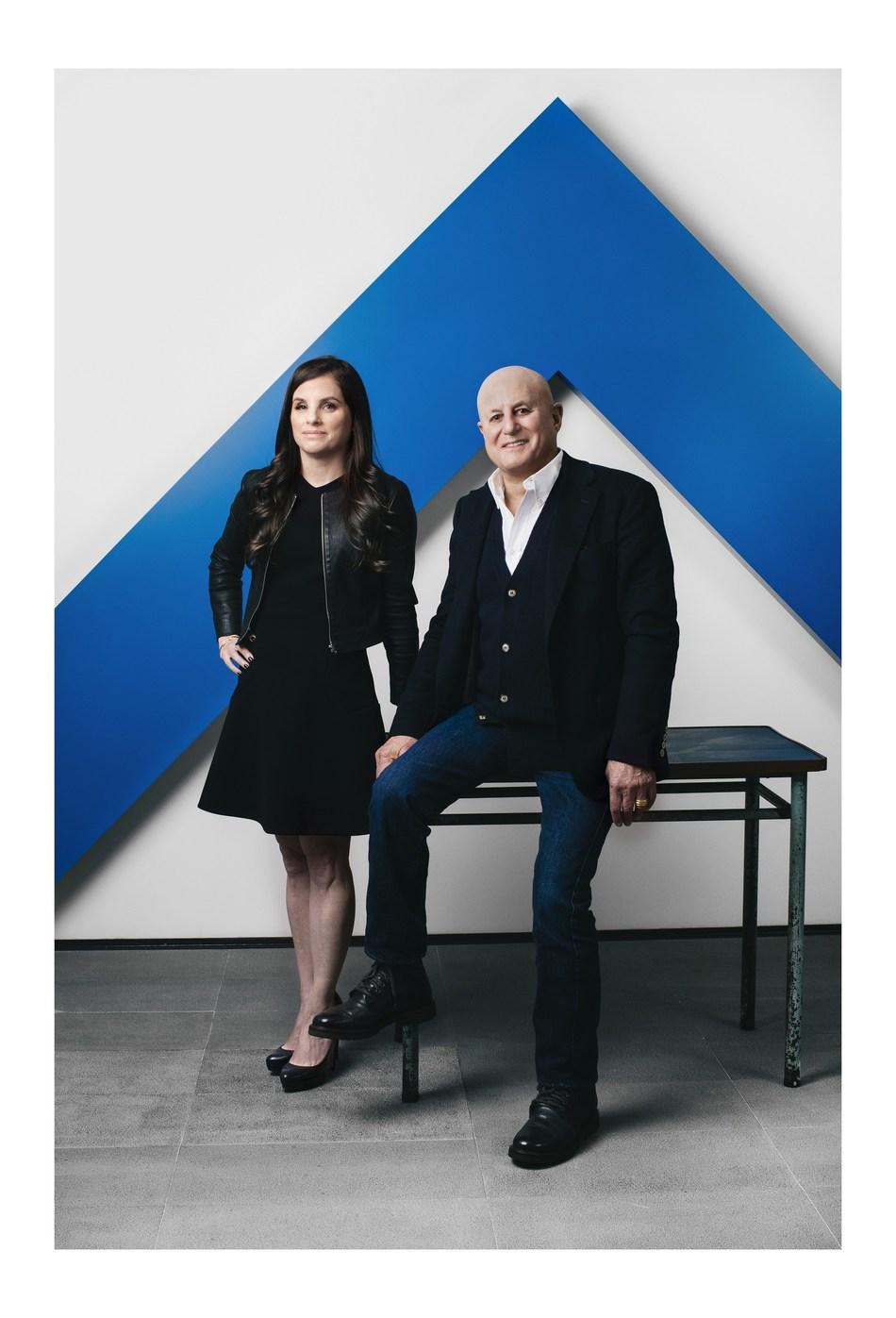 Ronald O. Perelman and Debra G. Perelman