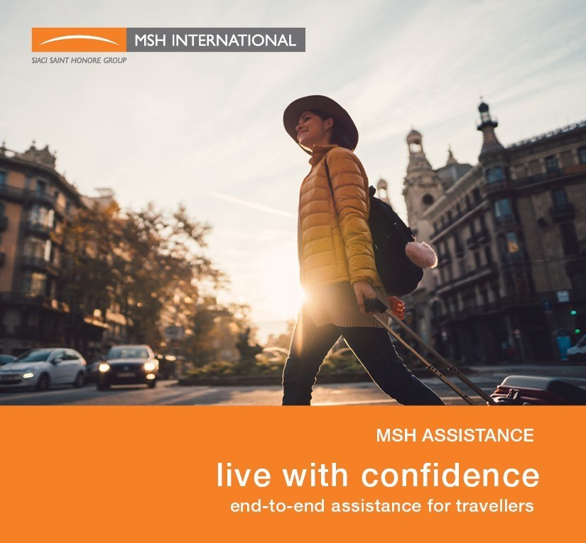MSH Assistance from MSH International (CNW Group/MSH International)