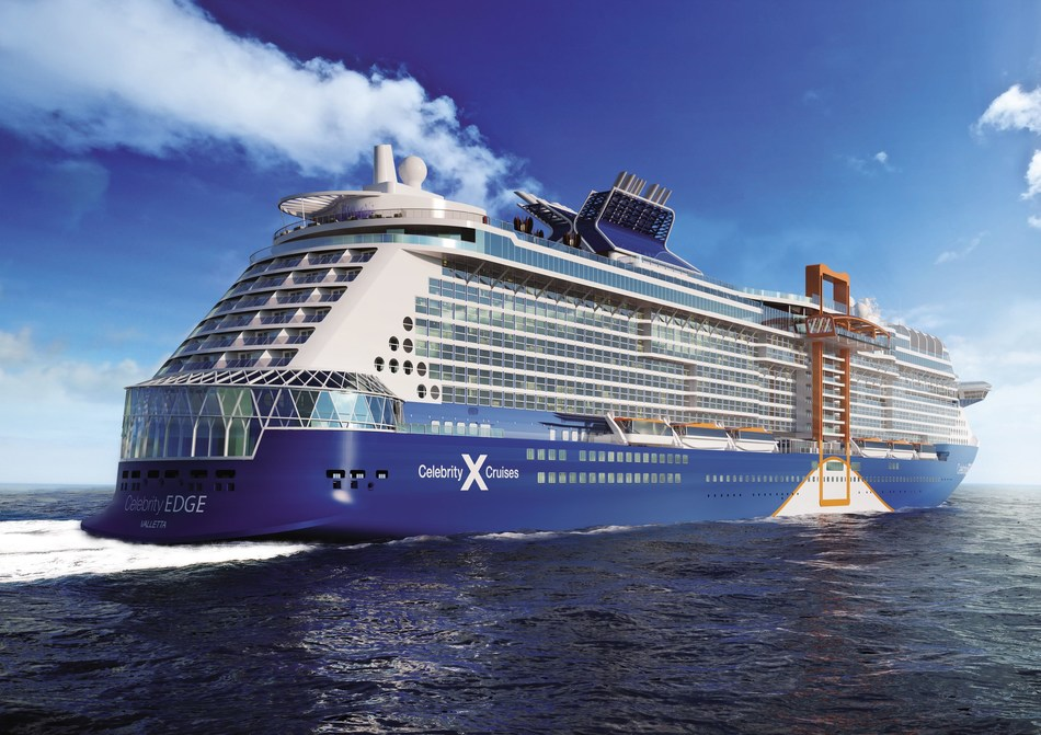 Best New Ship (Ocean): Celebrity Edge (Photo Credit: Celebrity Cruises)