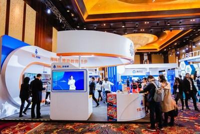 TAL Attends GES2018 to Explore Future Education Frontiers