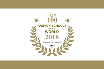 WardrobeTrendsFashion's 2018 Top Fashion Schools in the World rankings